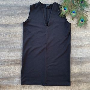 ASOS Black Simple Mini Dress